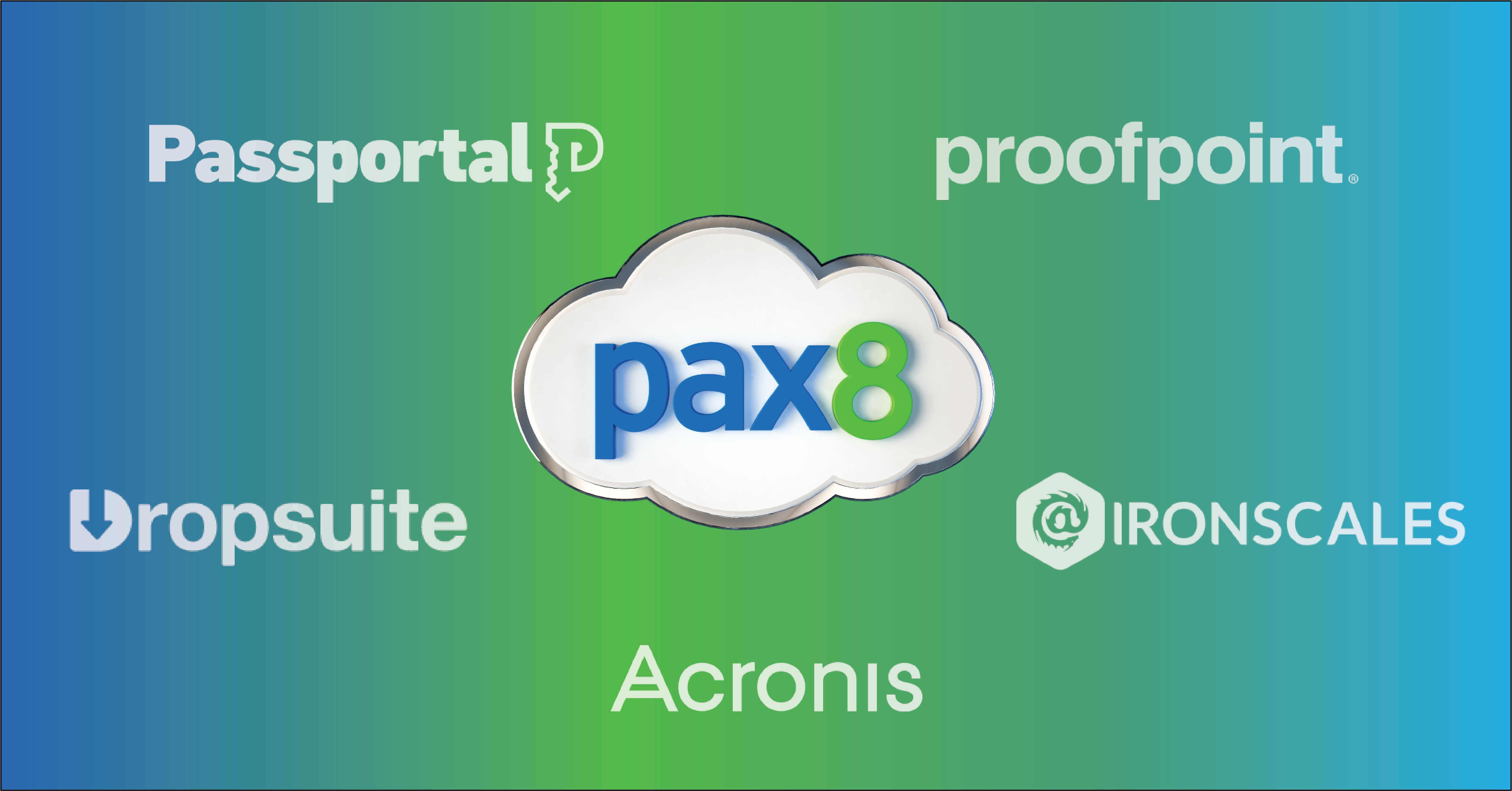 Pax8 Announces the Addition of Five New Vendors to Cloud Suite Image