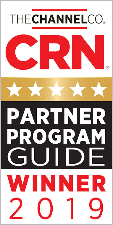 Pax8 Featured in CRN's 2019 Partner Program Guide Image