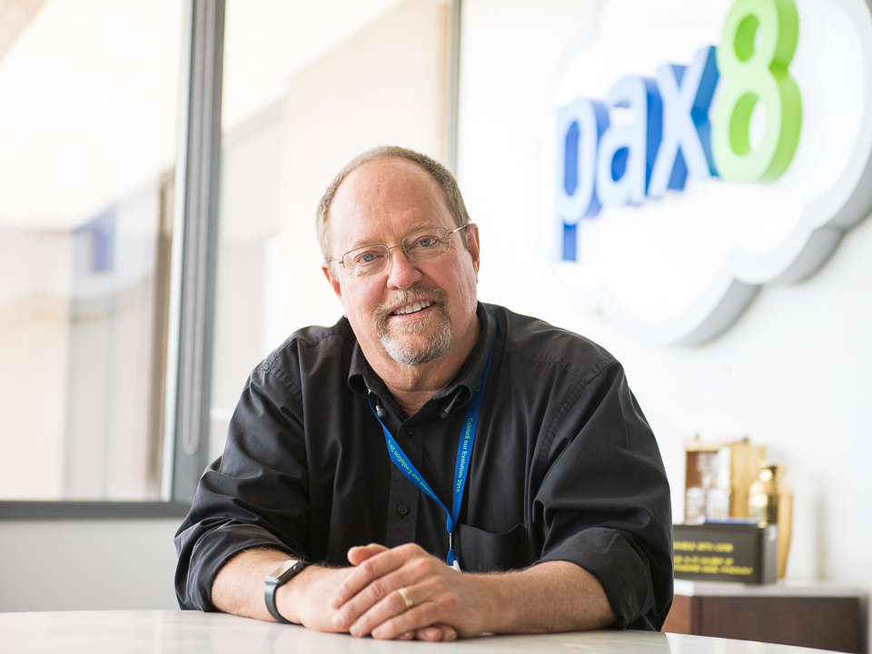 Pax8's CEO John Street Selected to Join the Denver Business Journal Leadership Trust Image