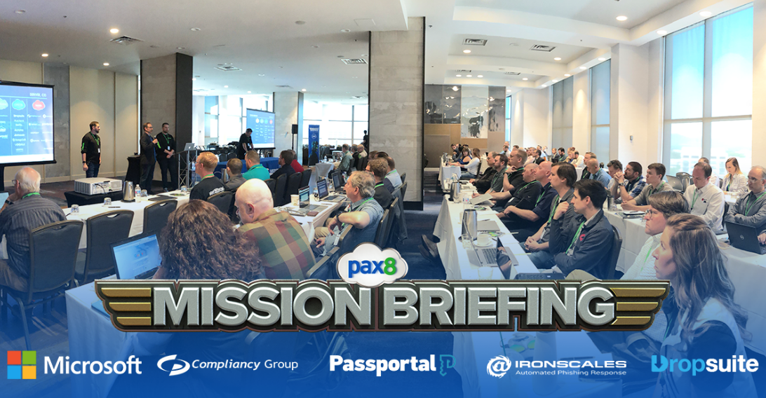CRN: Pax8 Sets Course For More Cloud With 'Mission Briefing' Shows Image