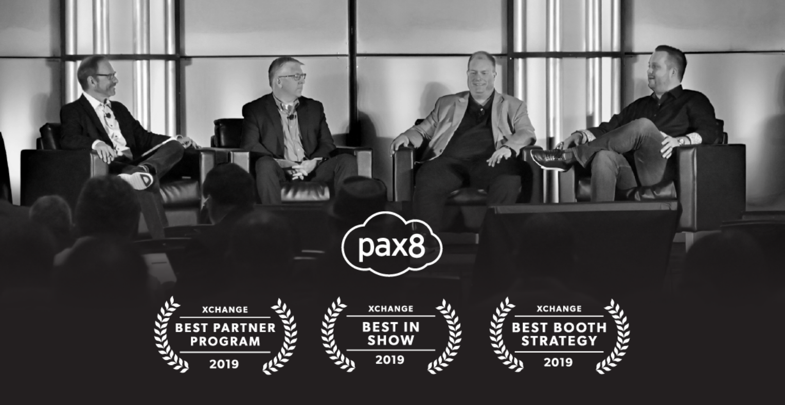 Pax8 Honored with XChange XCellence Awards at 2019 XChange August Conference Image