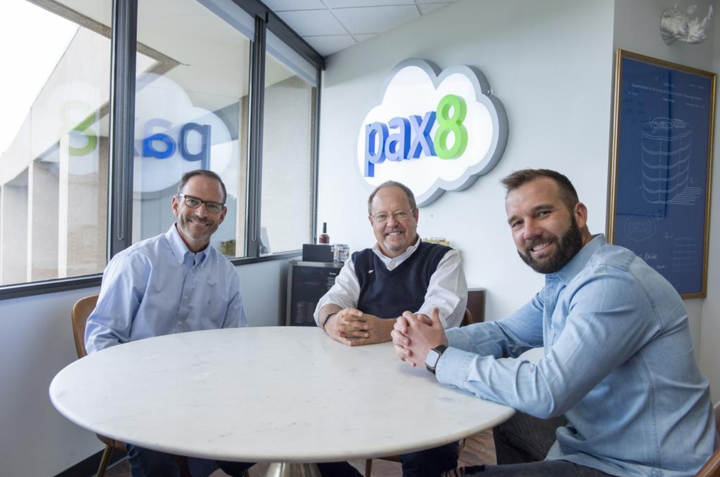 Denver Business Journal: Fast 50 Large No. 1: At Pax8, people come first for fast-growth cloud solutions Image
