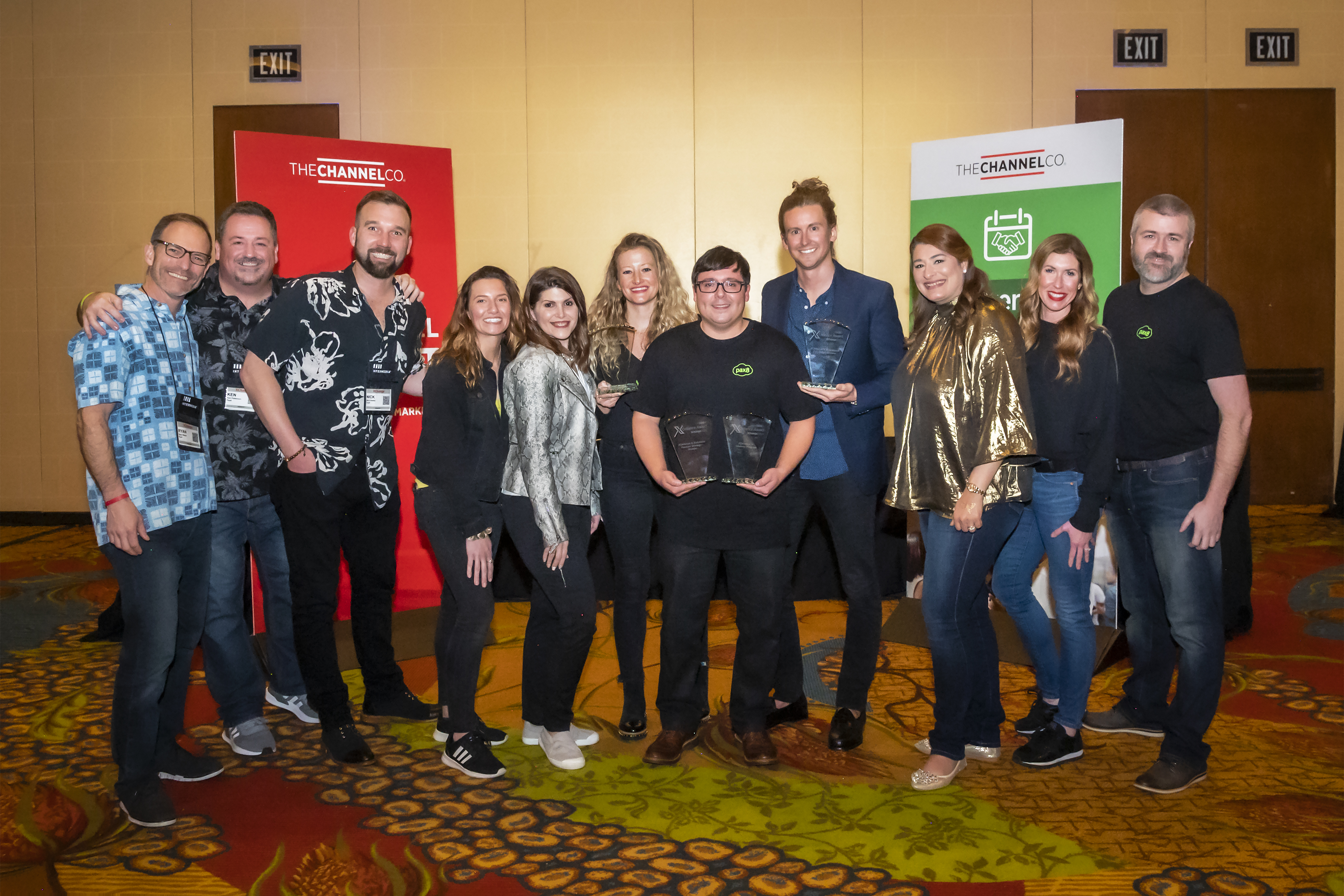 Pax8 Honored with XChange XCellence Awards at 2020 XChange March Conference Image